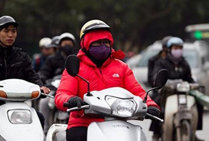 Không khí lạnh mạnh tràn về, miền Bắc khả năng có mưa tuyết, Nam Bộ trời chuyển lạnh - Ảnh 1.