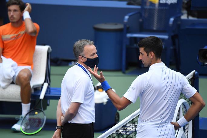 Xấu chơi, Djokovic vẫn nghĩ bị ép uổng loại khỏi US Open 2020 - Ảnh 6.
