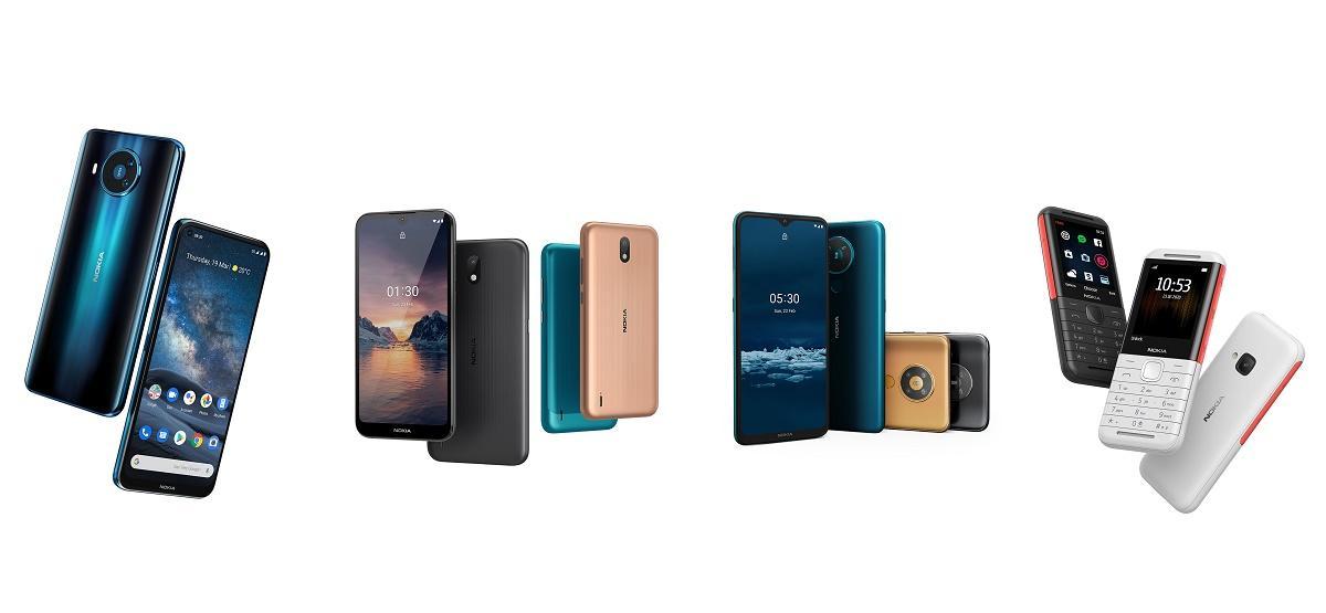 Dải sản phẩm Nokia mới được ra mắt của HMD Global