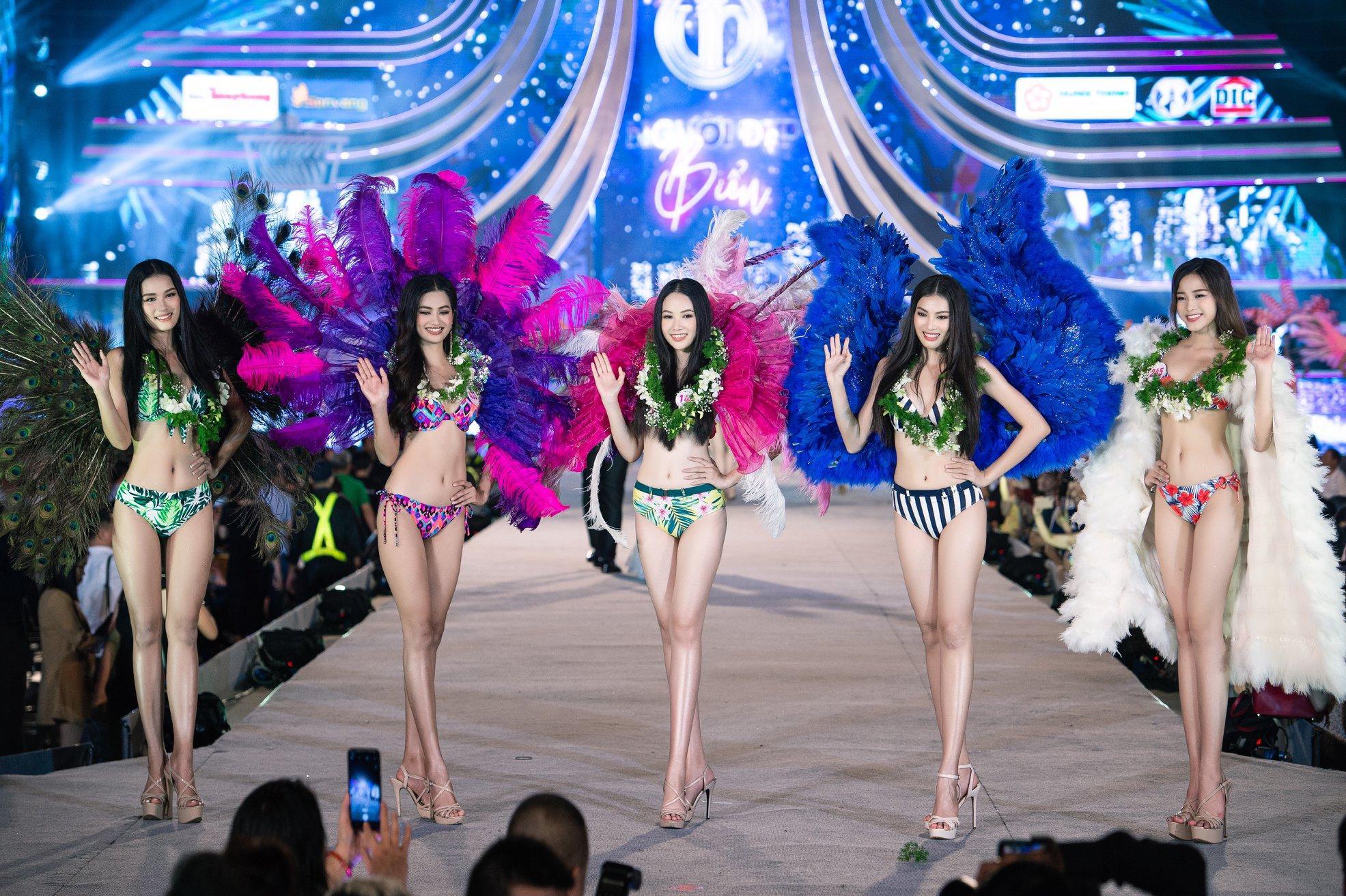 Top 5 Người đẹp Biển Hoa hậu Việt Nam 2020