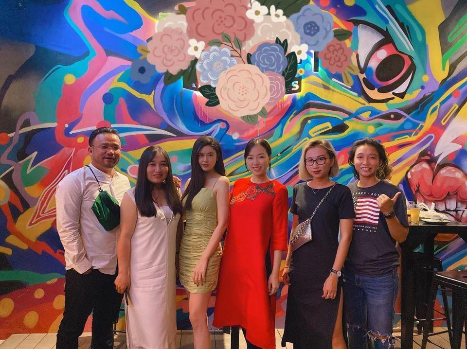 Sao Việt háo hức đón năm mới Canh Tý