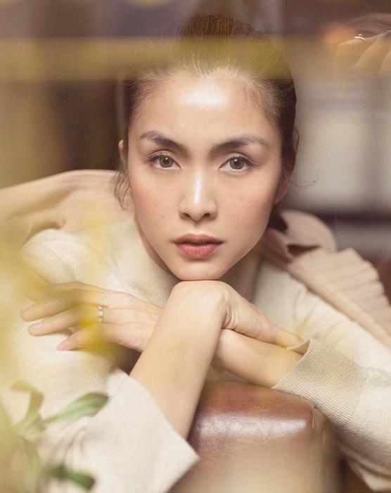 Được biết, đây là hình ảnh bà xã của doanh nhân Louis Nguyễn được chụp lại ngẫu nhiên bởi một người bạn của mình.