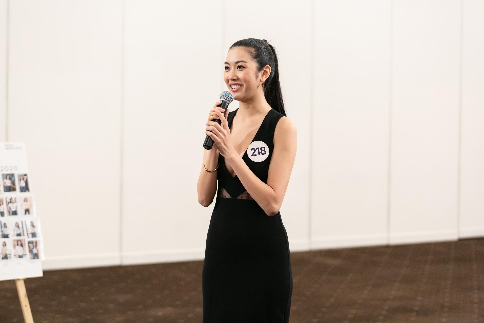 Thí sinh Phạm Hồng Thúy Vân tiếp tục dẫn đầu Tập 7