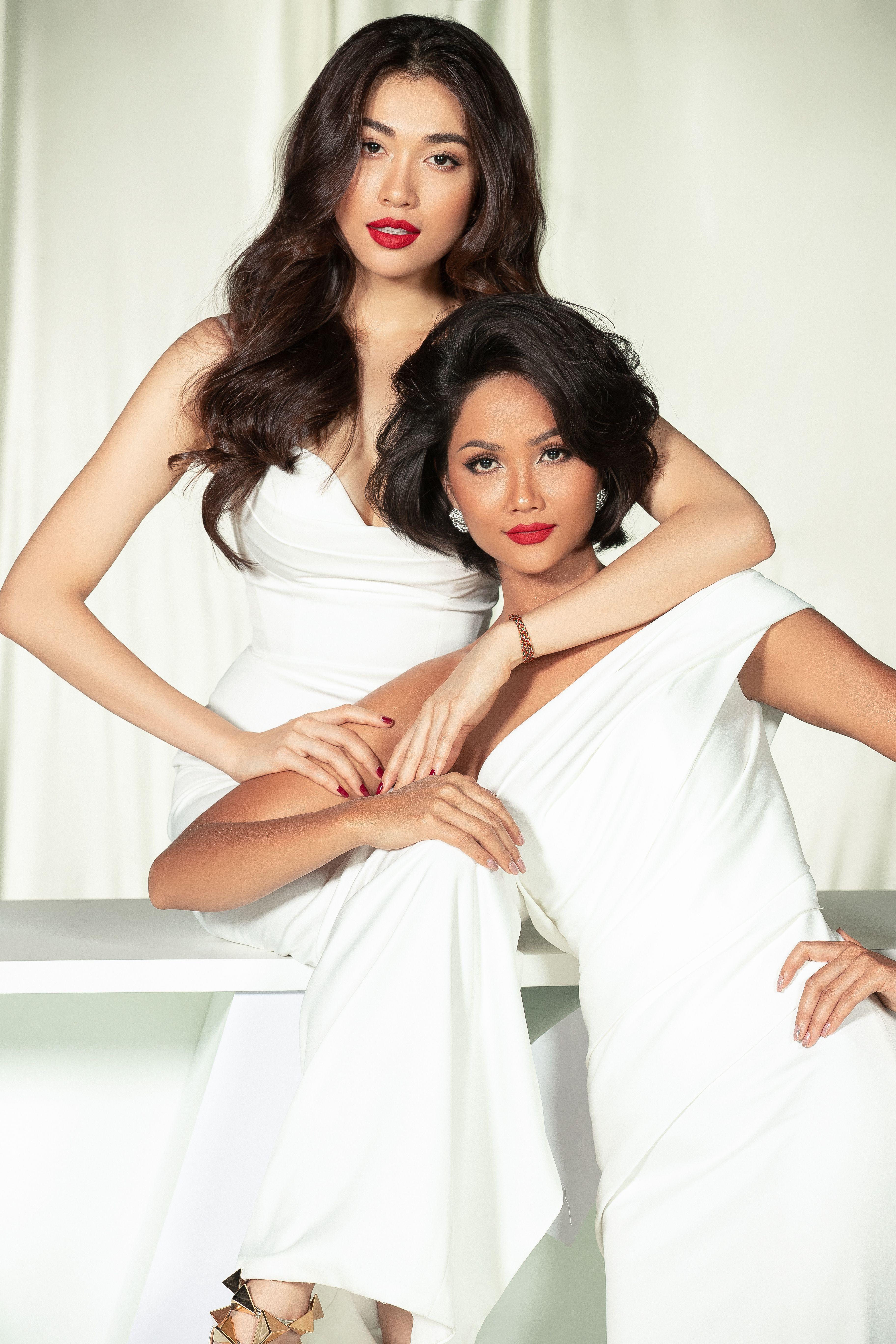 Hoa hậu H'Hen Niê, Á hậu Lệ Hằng