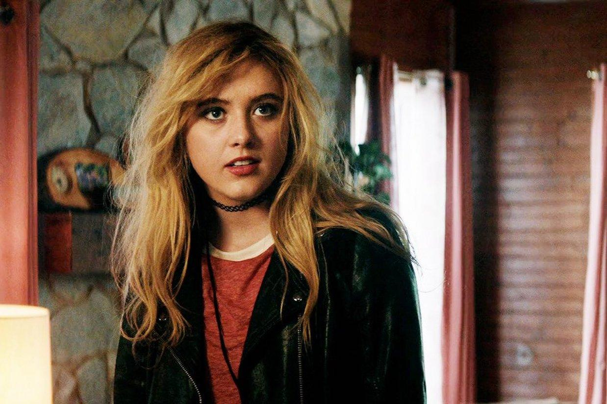 Hình ảnh có phần nổi loạn của Kathryn trong tác phẩm được đề cử giải Oscar Three Billboards Outside Ebbing, Missouri