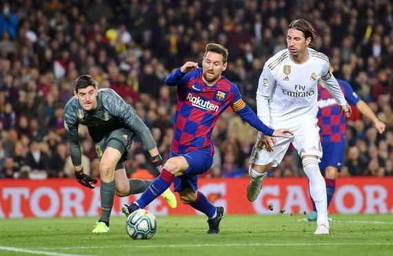 Barcelona và Real Madrid sẽ thi đấu trở lại vào cuối tuần này