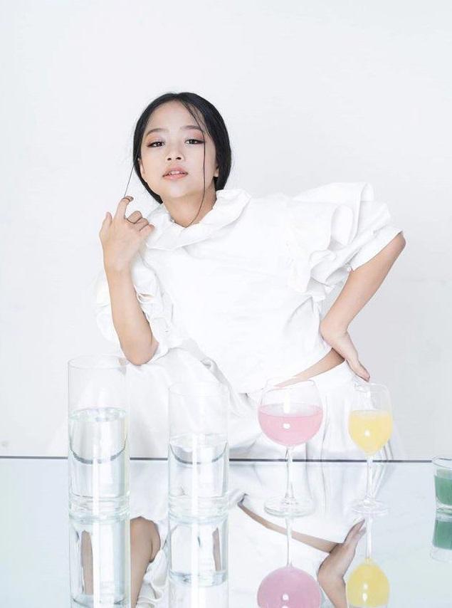 Vũ công nhí – mẫu nhí Trần Phạm Minh Anh