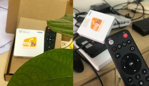 Hình ảnh hé lộ sản phẩm mới MyTV Box 2020 của VNPT