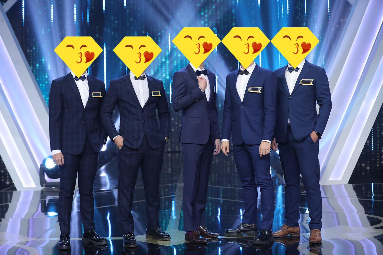5 chàng trai