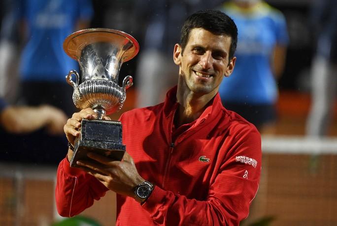 Djokovic cũng xứng đáng là vua - Ảnh 1.