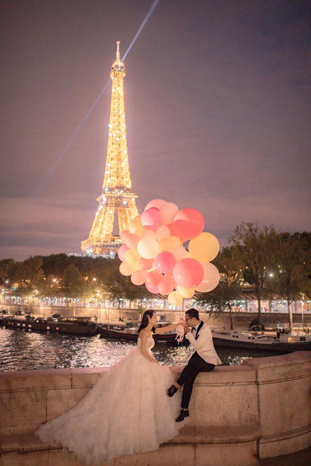 Hé lộ ảnh cưới ngọt ngào của BTV Thời sự Thu Hà trước giờ hôn lễ