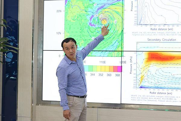 Bão số 9 là một trong những cơn bão mạnh nhất trong 20 năm qua