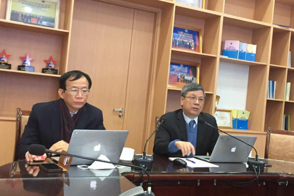 Bệnh nhân Covid-19 tại Hà Nội bị cơn bão cytokine giống phi công Anh
