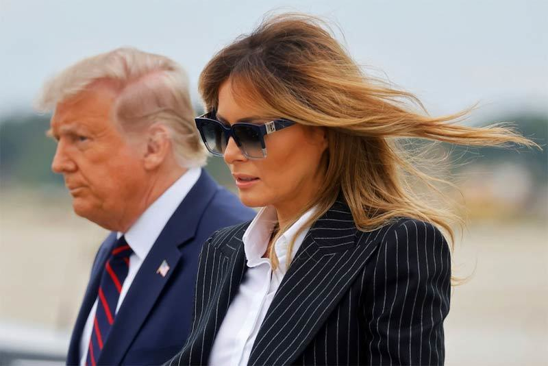 Ông Trump nhiễm Covid-19, chiến dịch tranh cử bị phủ bóng đen