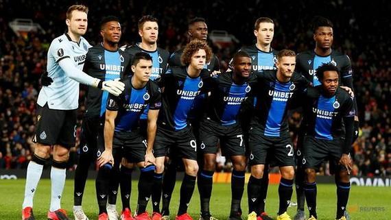CLB Brugge trở thành nhà vô địch bóng đá Bỉ sớm do dịch Covid-19