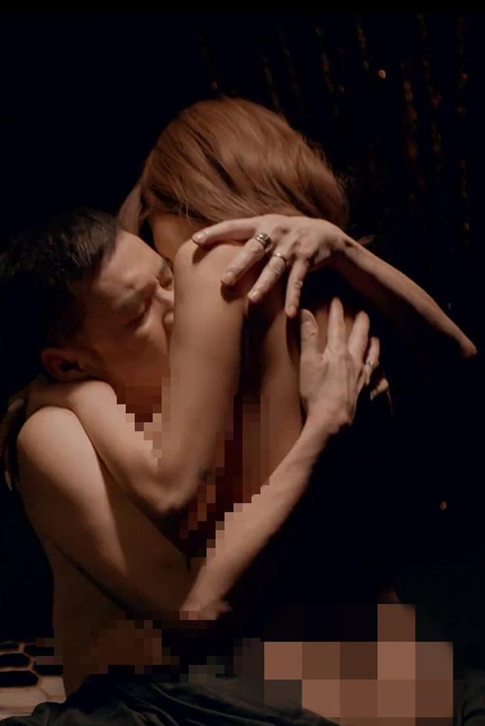 Sốc với cảnh nóng như phim Hollywood trong phim Việt - Ảnh 2.