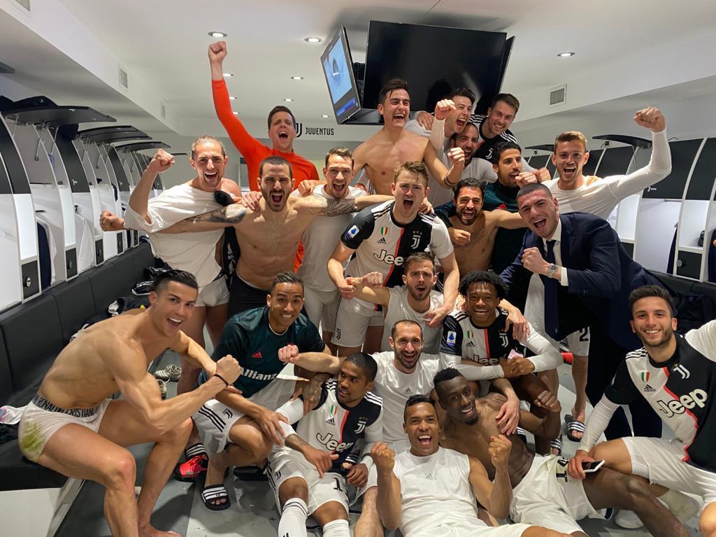 Cầu thủ Juventus nhiễm Covid-19, Ronaldo hốt hoảng