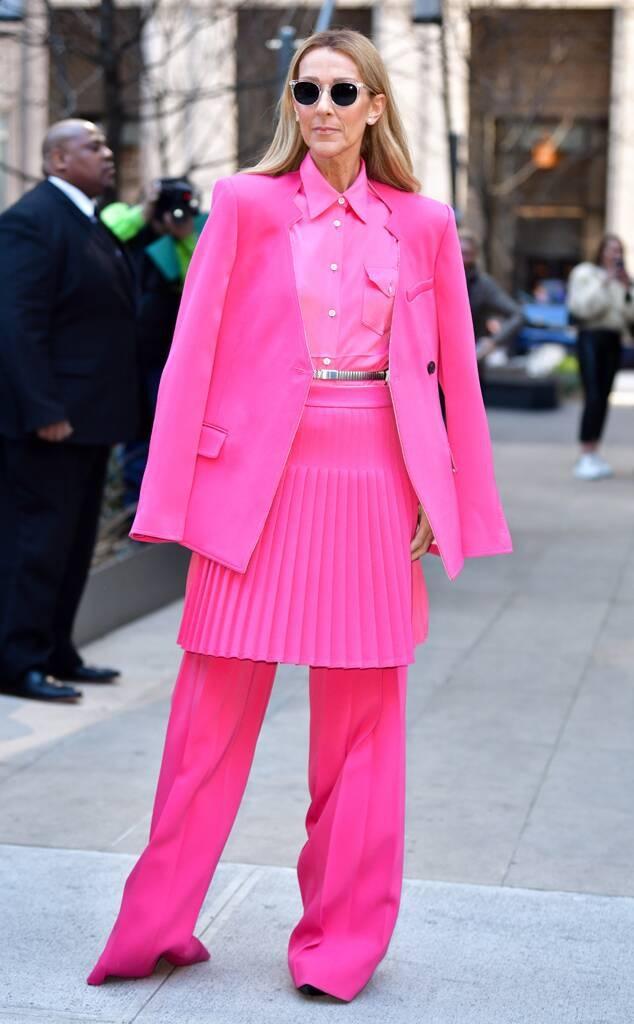 Celine Dion 52 tuổi vẫn 'cưa sừng' như gái đôi mươi
