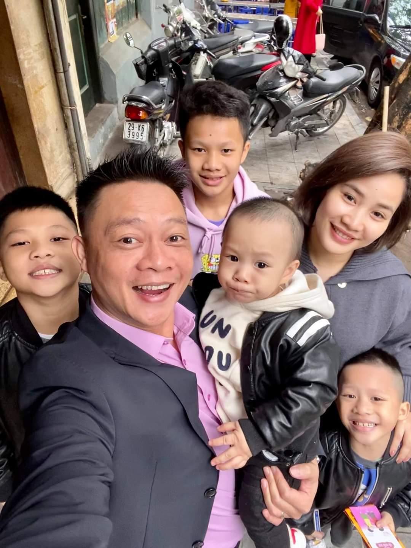 Con gái Như Quỳnh xinh đẹp bên ca sĩ Trường Vũ