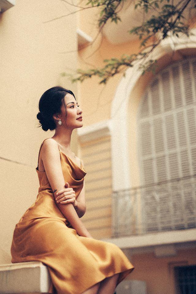 Cuộc sống của Hoa hậu Trần Thị Quỳnh ra sao sau khi rời showbiz?