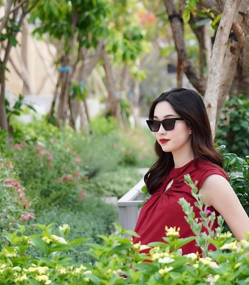 Hoa hậu Đặng Thu Thảo hạ sinh quý tử nặng 3.5kg cho chồng đại gia-2