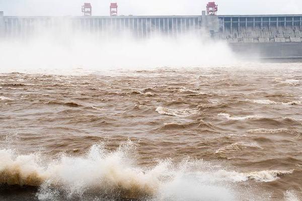 Đập Tam Hiệp xả lượng nước lũ kỷ lục