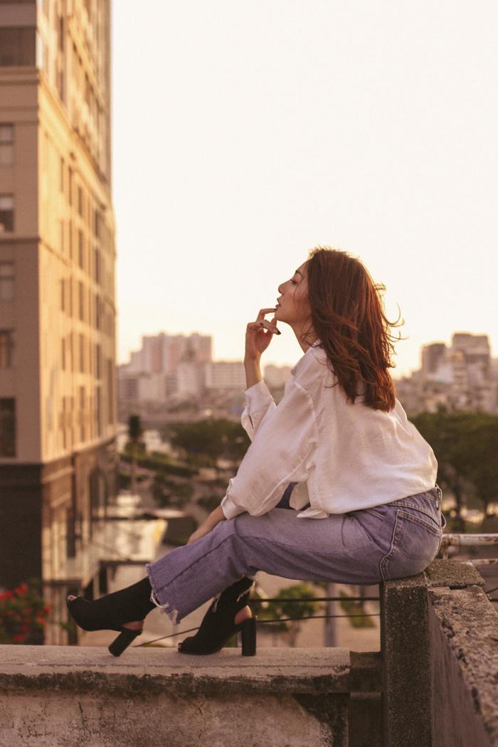 Diễn viên 'Cô gái xấu xí' khoe thân nóng bỏng,không ngại đóng cảnh nóng
