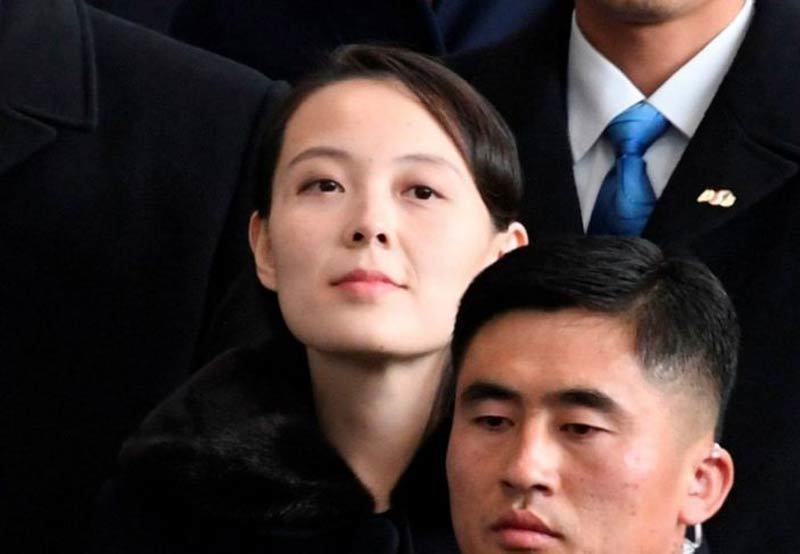 Giải mã những cảnh báo sắc lạnh của em gái Kim Jong Un