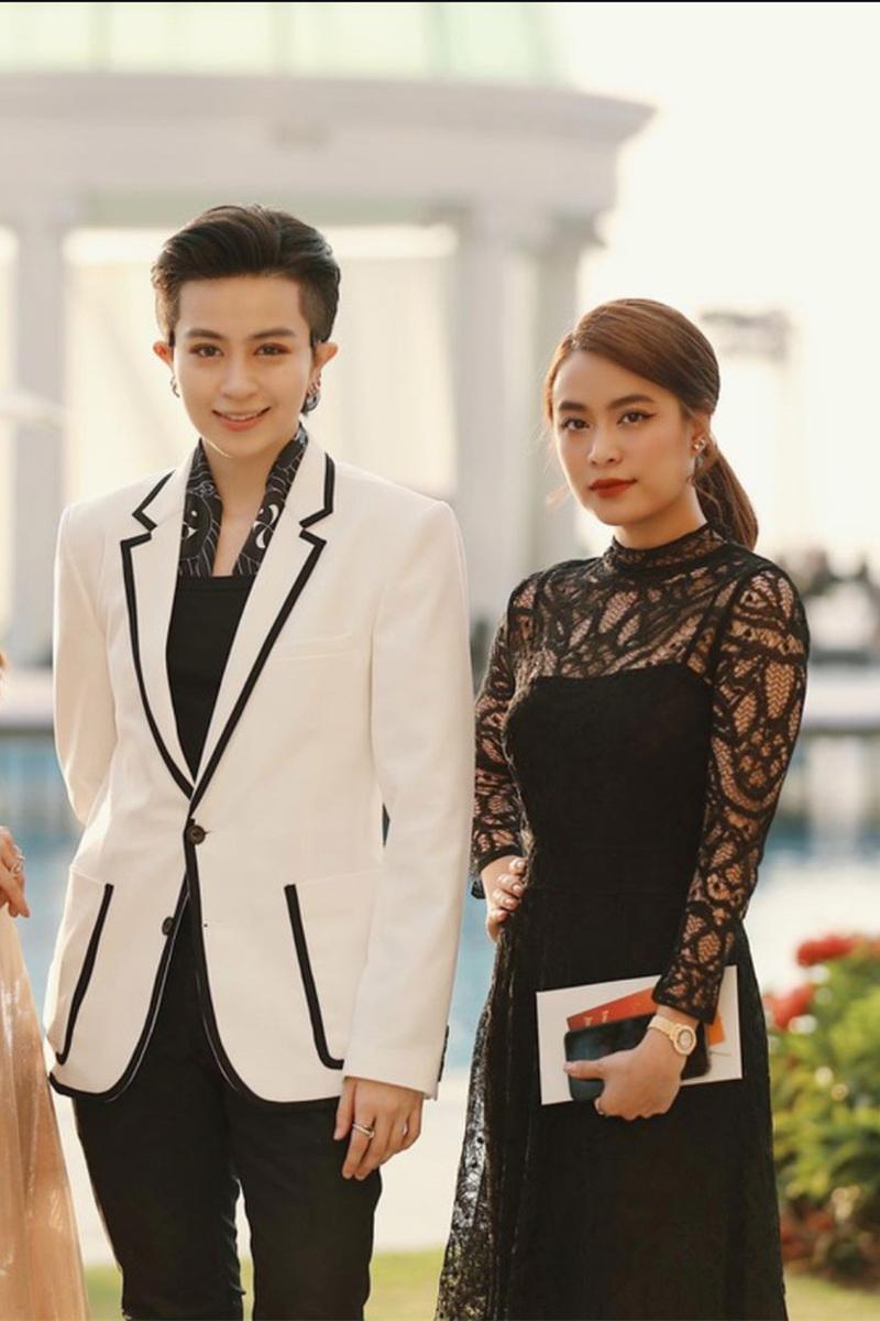 Gu thời trang cá tính của Gil Lê