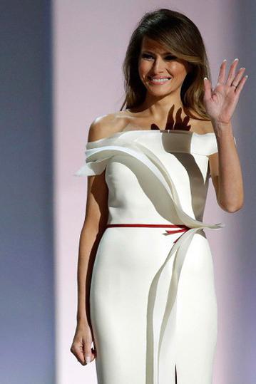 Đệ nhất phu nhân Melania Trump và phong cách thời trang sành điệu