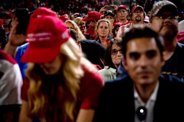 Hé lộ những cử tri 'giấu mặt' của ông Trump