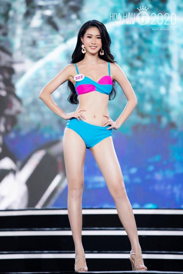Bất ngờ về chỉ số hình thể của thí sinh Hoa hậu Việt Nam 2020