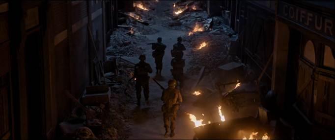 Năm người lính nhận nhiệm vụ nhưng không hề biết nguy hiểm nào đang đợi họ phía trước