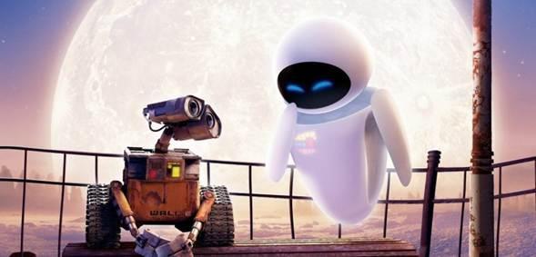 Chuyện tình của Wall-E từng lấy đi không biết bao nước mắt khán giả.