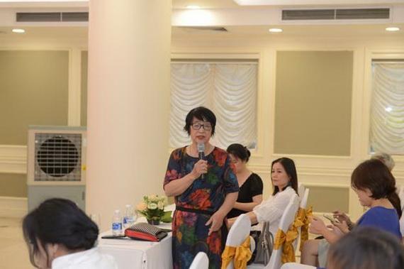 Nhà văn Trần Thị Trường chia sẻ về thời gian làm việc với nhạc sĩ Phó Đức Phương tại Trung tâm Bảo vệ quyền tác giả âm nhạc Việt Nam