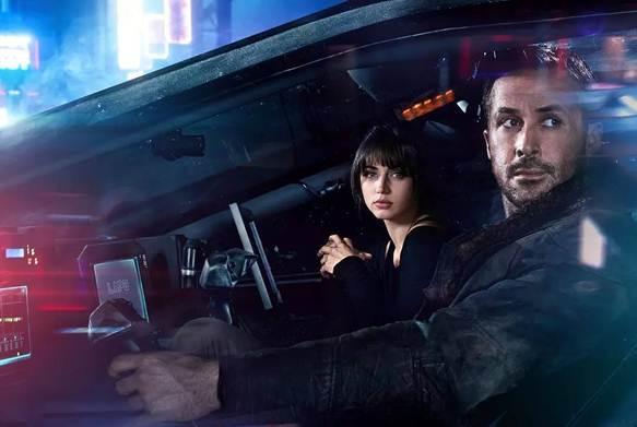 """Cô cũng xuất hiện bên cạnh nam tài tử """"hot nhất"""" Hollywood Ryan Gosling trong Blade Runner 2049"""