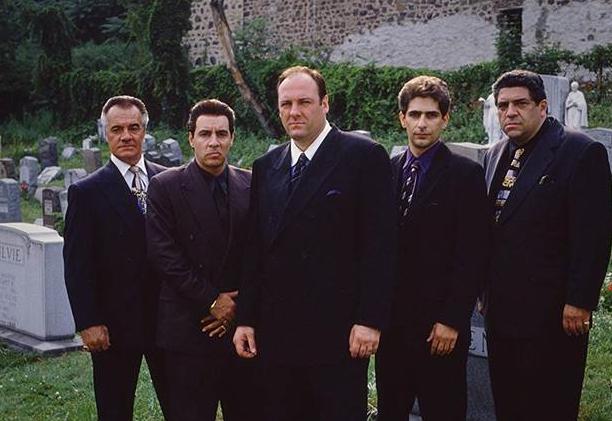 The Sopranos - series phim hình sự kinh dị được đánh giá vĩ đại nhất mọi thời đại