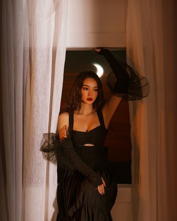 Kaity Nguyễn theo đuổi hình tượng quyến rũ, quyền lực