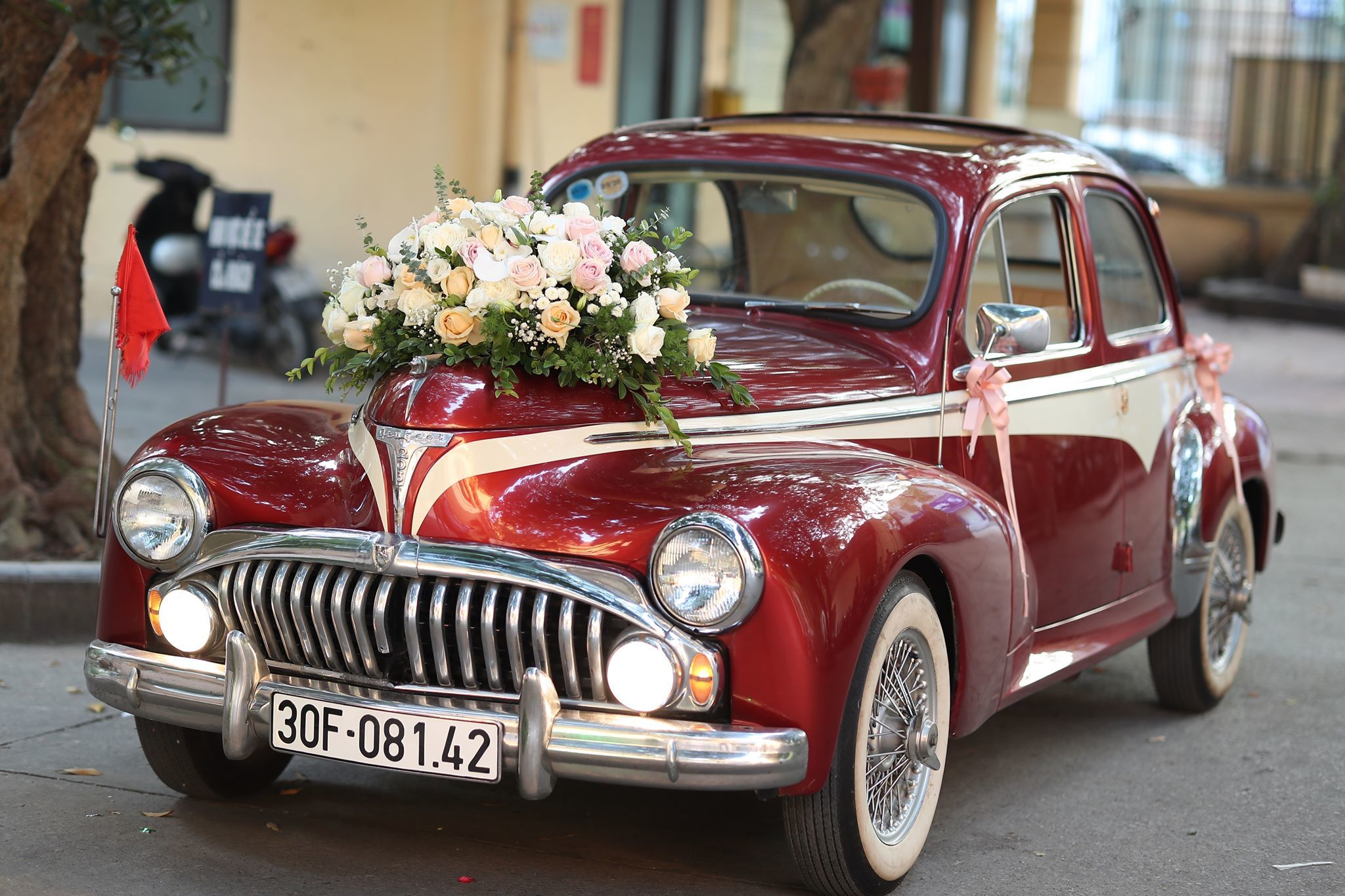 BTV Thời sự Thu Hà nồng nàn hôn chồng điển trai trong lễ cưới
