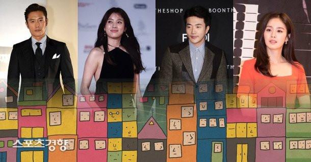 Kwon Sang Woo, Kim Tae Hee bị điều tra vì hành vi trốn thuế