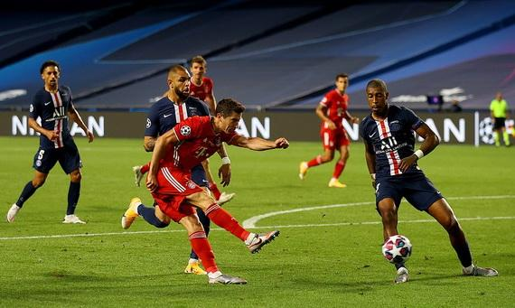 Bayern Munich toàn thắng tại Champions League mùa này