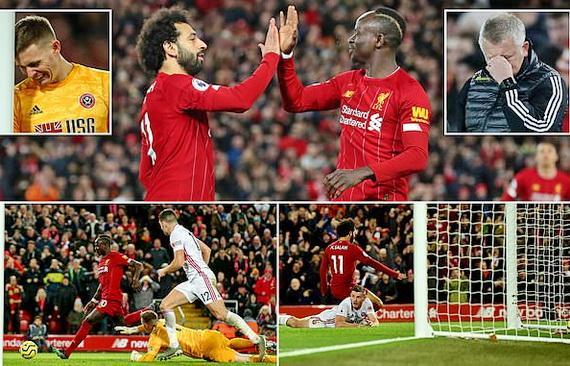 Liverpool đang băng băng tiến tới ngôi vô địch Ngoại hạng Anh!