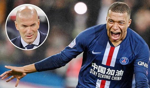 PSG tố Real Madrid đang chơi đòn tâm lý với Mbappe!
