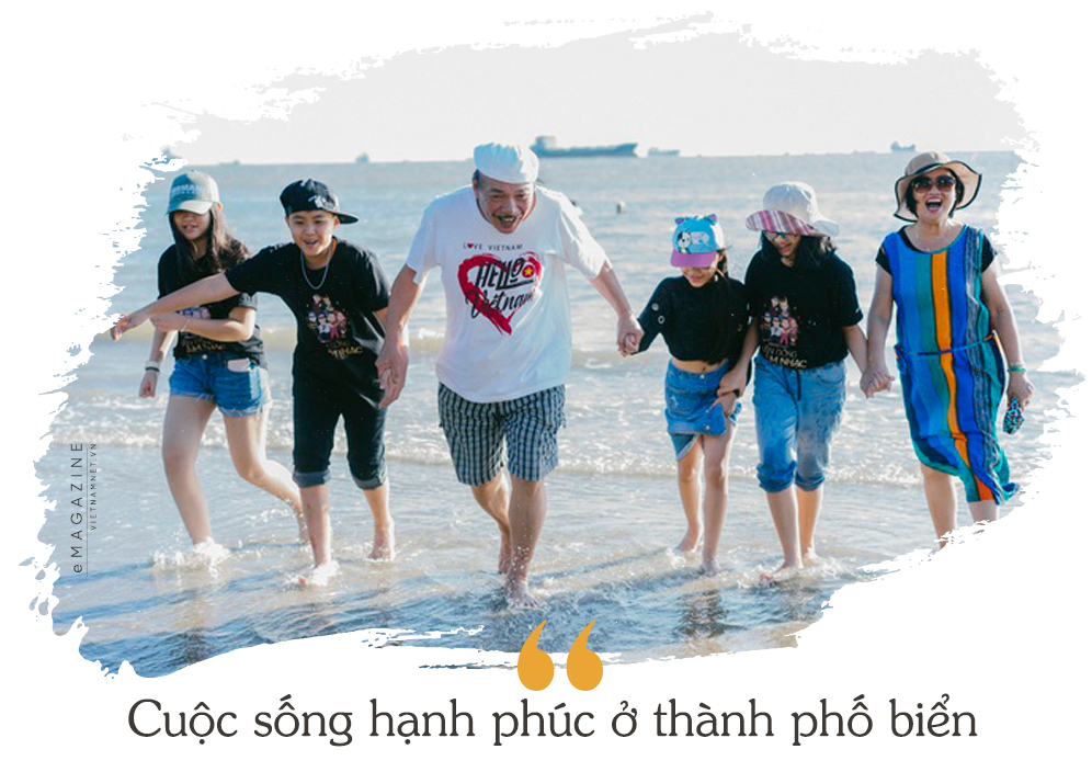 Nhạc sĩ Trần Tiến đang dưỡng bệnh ở Vũng Tàu