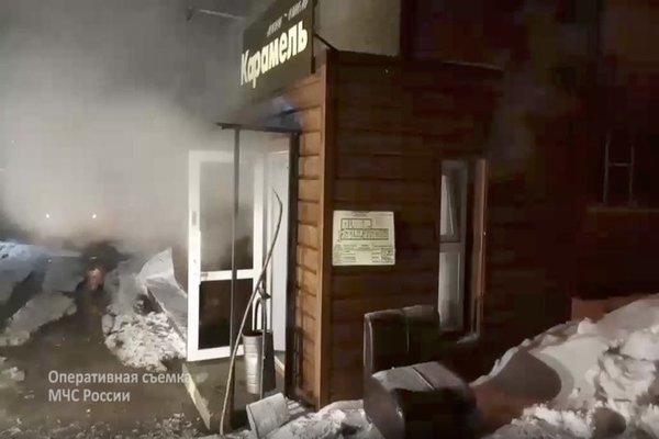 Nổ đường nước nóng khách sạn ở Nga, 5 người thiệt mạng