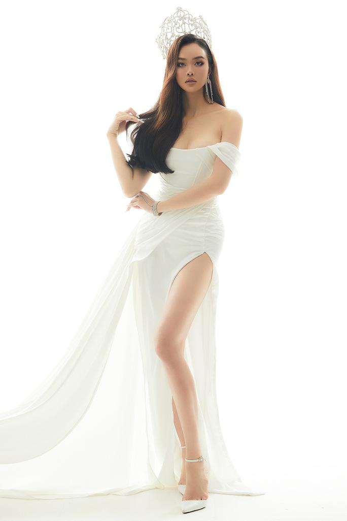 Hoa hậu Kiều Ngân tung bộ ảnh sexy - Ảnh 7.