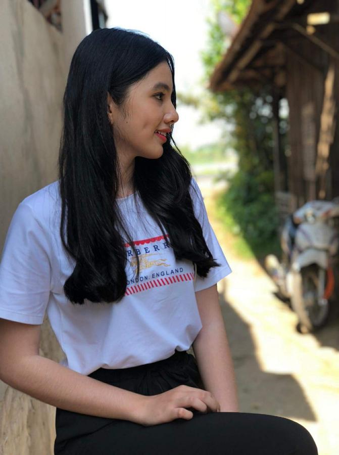 Nữ sinh 18 tuổi giảm 10kg một tháng vào bán kết HHVN 2020