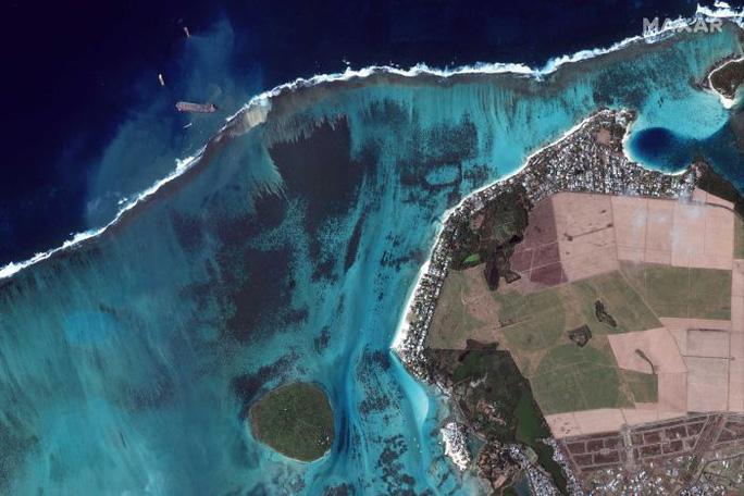 Điểm lại những sự kiện chấn động năm 2020 qua ảnh vệ tinh - Ảnh 16.