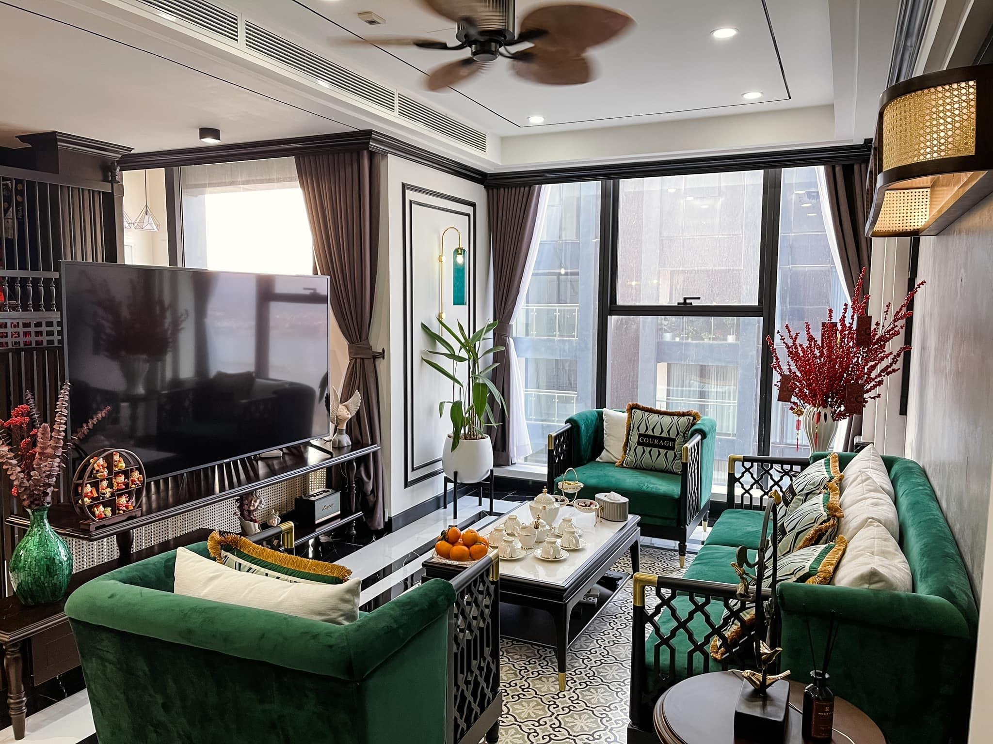 Phương Oanh 'Quỳnh búp bê' khoe nhà mới đẹp như khách sạn