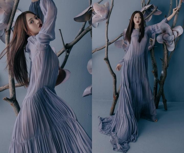Váy trắng tinh khôi, Khánh Vân - Kiều Loan đẹp 'một chín một mười'